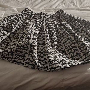 Alice + Olivia Skirts - Alice & Olivia Print Skirt